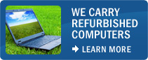 We Carry Refurbished Computers